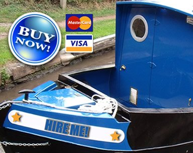 Find and book your canal holiday here