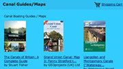 Canal maps and guides
