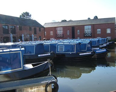 Our Canal Boat Fleet
